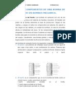 4 Equipo o Componentes de Una Bomba de Fondo en Bombeo Mecanico