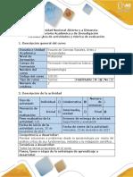 Guía de Actividades y Rúbrica de Evaluación - Final - Establecer La Importancia de La Espistemología en Su Campo Disciplinar. (1)