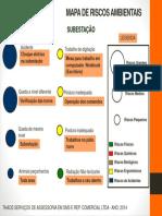 Mapa de Riscos Ambientais_geral- Subest_taíba