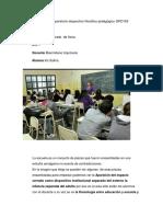 Recuperatorio Perspectiva Filosófico Pedagogia 1
