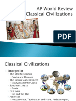 AP World Review Classical Civilizations