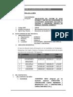 Modelo Informe Liquidacion de Obra Supervicion MODIFICADO