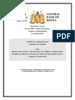 Tender Cbk-64-2016-2017 - Origination Material Proofs and Dataset Files
