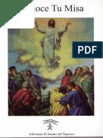 Historieta %22Conoce tu Misa%22 (Introducción a la Misa Tridentina).pdf