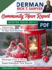 Winter Community Report Newsletter 2017