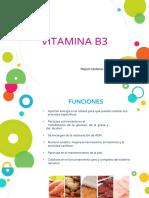 Nutricion_Vitamina B3