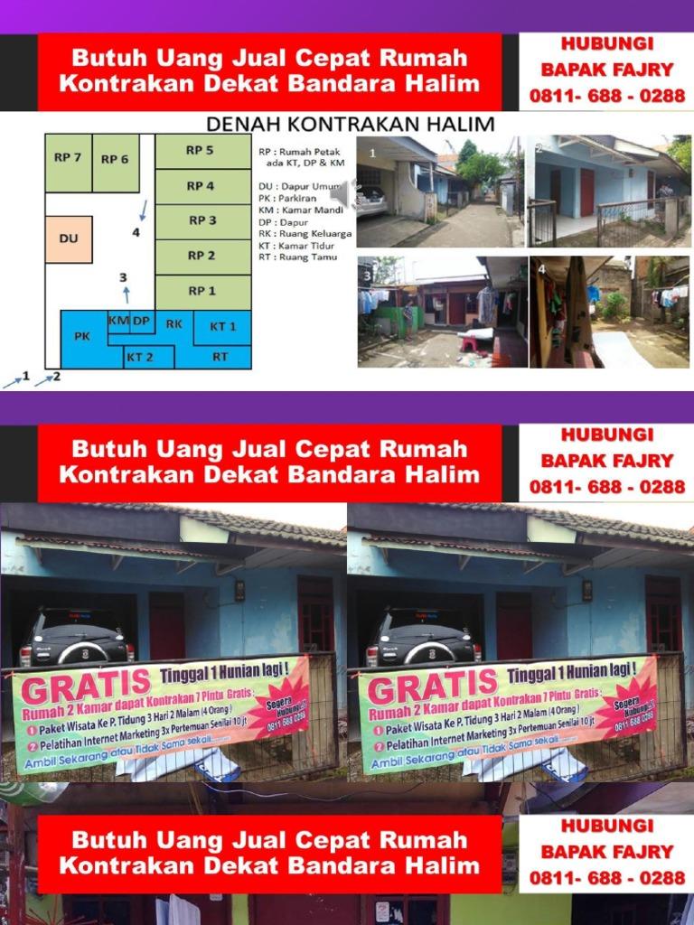 Jual Rumah Butuh Uang Cepat Jakarta Timur - Info Terkait Uang