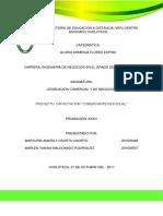 Informe de Legislacion