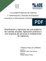 Tesis Auditoria Recomendaciones Planificacion