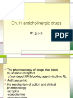 Anticholinergic