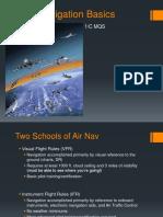 Aircraft Navigation Basics 1C LO2