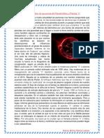 Texto Expositivo de Secuencia Del Planeta Nibiru o Planeta