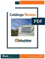 Catalogo Tecnico Airbuilder