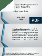 Asignación de precio sobre Margen de utilidad sobre-punto de equilibrio.pptx