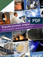 Enquete Premier Emploi 2009