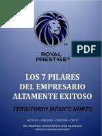 1. Manual Los 7 Pilares Del Empresario Altamente Exitoso 14 Agos 15