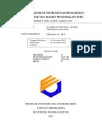 Laporan Praktikum Instrumentasi Pengukuran (Suhu)Kelompok 7c