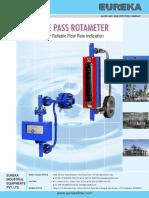 Bye Pass Rotameter