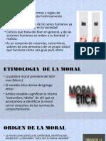 LA MORAL Exposicion