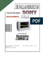 170 Fallas Tv Sony