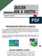 Programación Orientada a ObjetosC