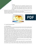 Dokumen Pemanasan Global