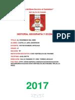 Proyecto de Historia Edicion 2