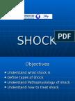 shock penanganan