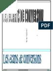 Ecartde Conversion