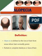 Alopecia Presentation