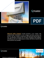 Utkarsh india with New Website