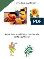 Bert and Ernie & the Mermaid - Big Book