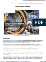 Energy Efficiency Aspects of Electric Motors _ EEP