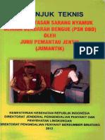 Buku Juknis Psn Dbd-jumantik