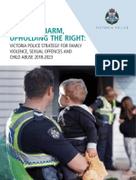 Policing Harm Upholding the Right