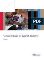 Tektronix Fundamentals of Signal Integrity