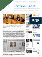 2016 12 Gennaio Debiti Fuori Bilancio Deliberazione Corte Dei Conti 8 2016 Prsp