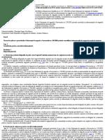 Concediile Şi Indemnizaţiile de Asigurări Sociale de Sănătate - Norme