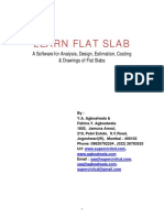 Learn Flat Slab-Flat Slab Analysis Design and Drawing Software (1)