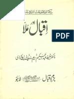 Iqbal Aur Mulla by Dr Khalifa Abdul Hakeem.pdf