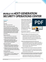 Build a Next Generation Soc