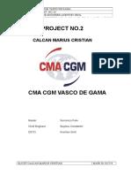 Calcan Marius Cristian Second Project