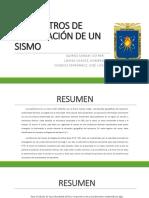 5. PARÁMETROS DE LOCALIZACIÓN DE UN SISMO.pptx