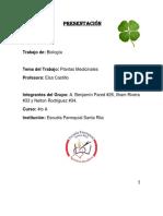 Herbario de Plantas Medicinales (Terminado)