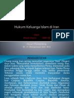 Hukum Keluarga Di Negara Iran