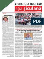 Informatia Siculana - 07 decembrie 2017