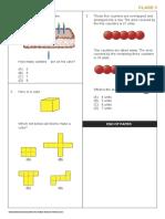 2010 IAIS SamplePaper Class03 Mathematics