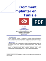 Comment s'Implanter en Tunisie Guide_investissement_tunisie
