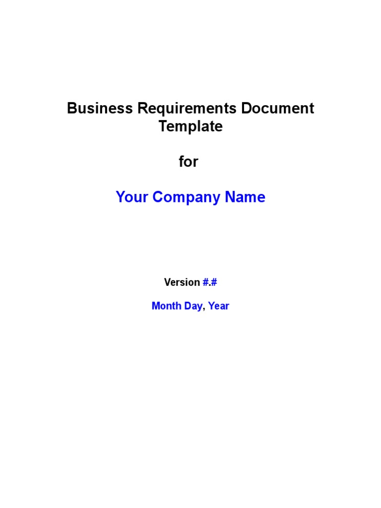 Sample business requirements document business process sample business requirements document business process regulatory compliance accmission Images