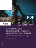 Massacres au Kasaï